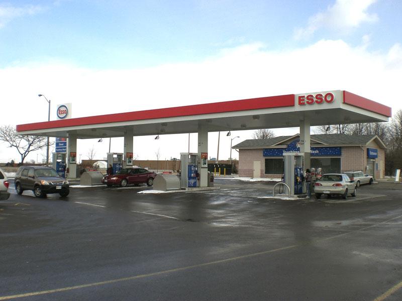 Esso Car Wash Pass
